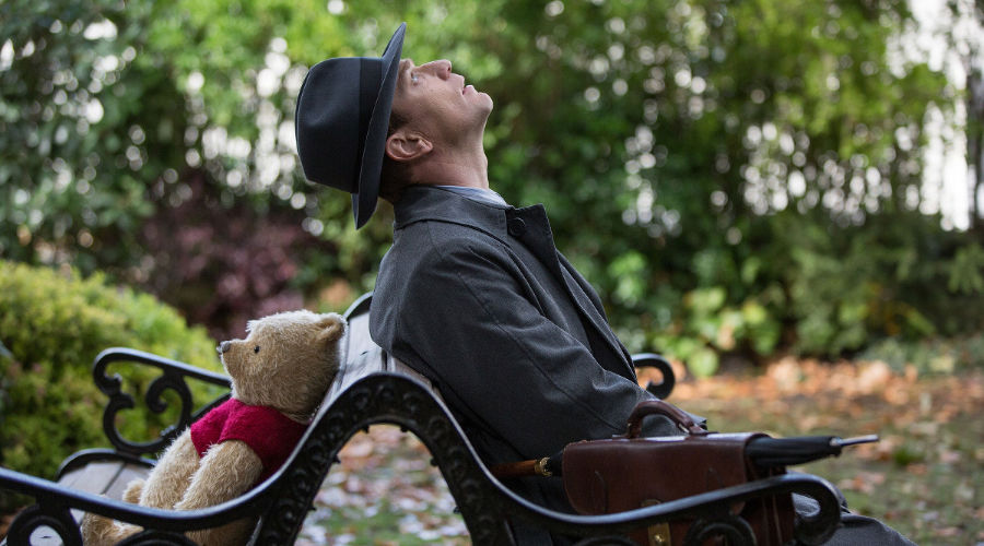 Кадр из фильма «Кристофер Робин» © Фото с сайта kinopoisk.ru