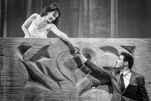 Спектакль «Ромео и Джульетта» © Фото с сайта theatrehd.ru
