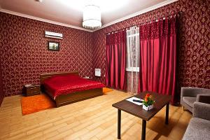 """Гостиница Motel """"Вояж"""", номер """"Студия"""" © Фото Юга.ру"""