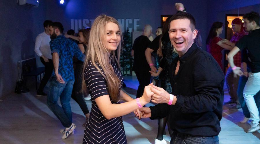 Вечеринка в школе танцев Palladium © Фото предоставлено организатором