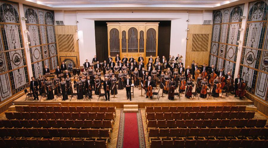 Кубанский симфонический оркестр © Фото пресс-службы КМТО «Премьера»