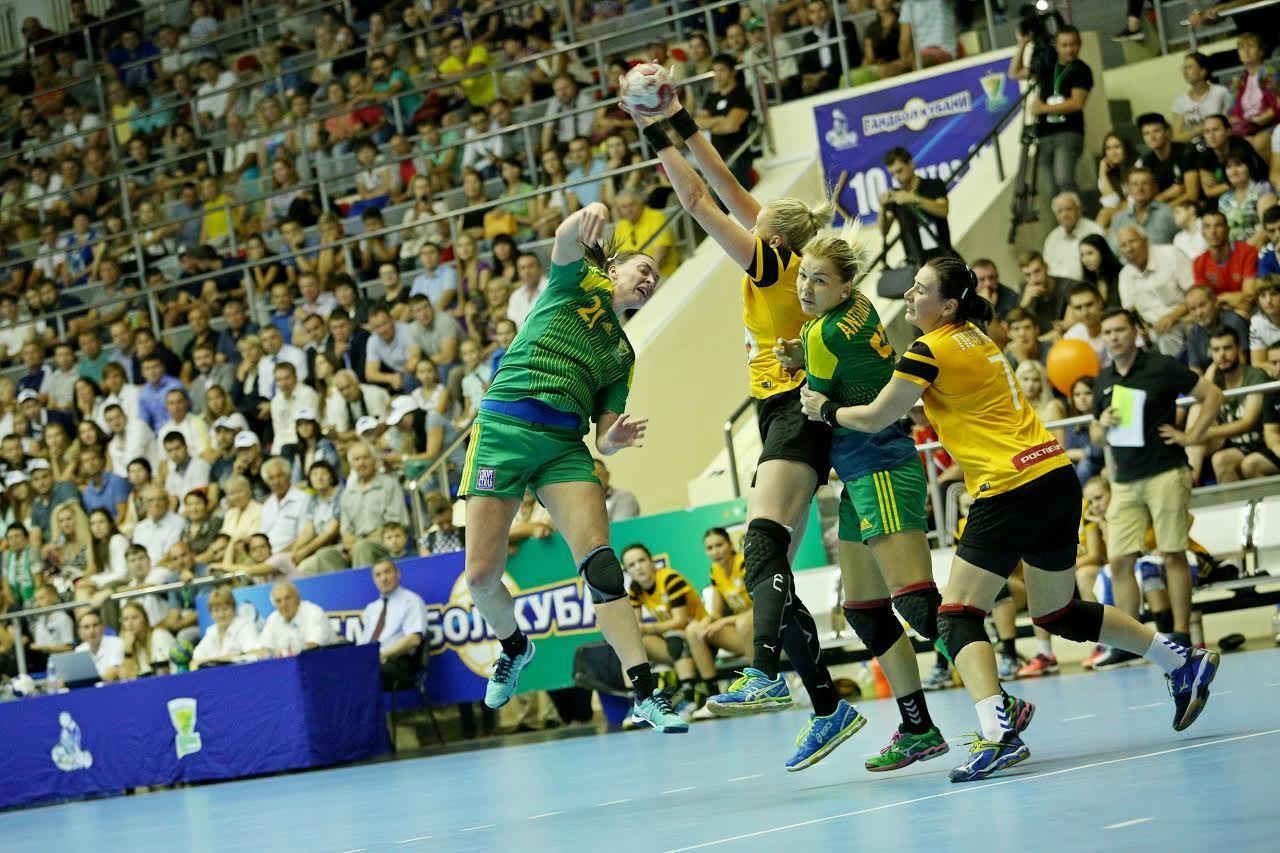 ©Фотография предоставлена пресс-службой гандбольного клуба «Кубань»