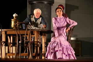 Спектакль «Мещане» © Фотография предоставлена пресс-службой театра драмы