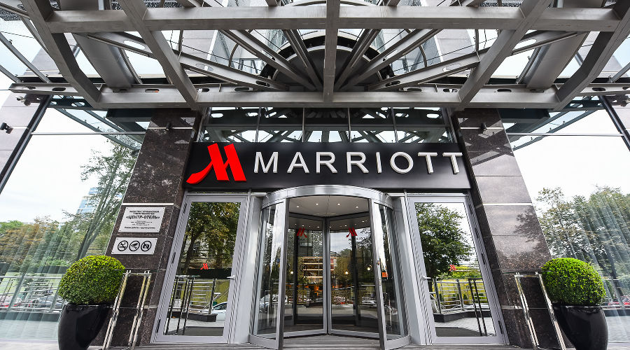 Отель Marriott Krasnodar © Фото Елены Синеок, Юга.ру