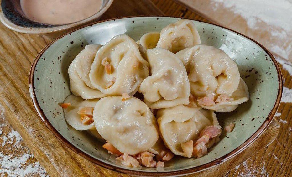 Пельмени ©Фото со страницы ресторана «Веники-Вареники» в инстаграме www.instagram.com/venikivareniki