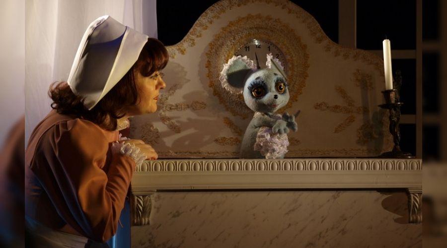 Мышь Матильда © Фото пресс-службы КМТО «Премьера»