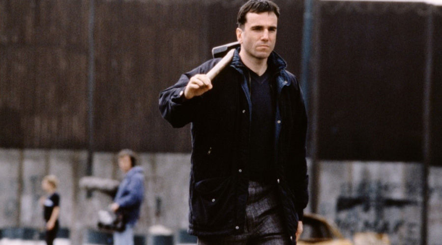 Кадр из фильма «Боксер»