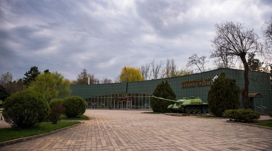 Парк культуры и отдыха им. 30-летия Победы © Фото Елены Синеок, Юга.ру