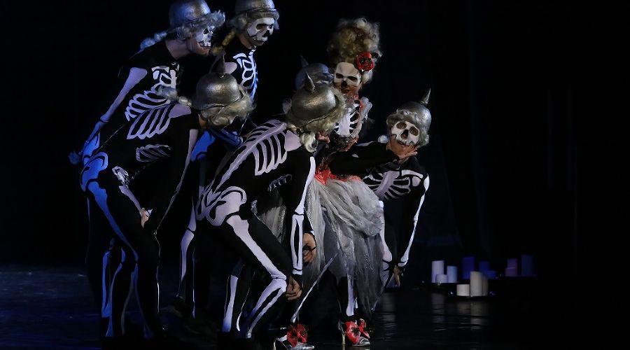 Музыкальный перфоманс «Страсти по Бродвею» © Фото пресс-службы КМТО «Премьера»