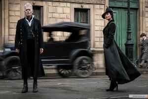 Кадр из фильма «Фантастические твари: Преступления Грин-де-Вальда» ©Фото с сайта kinopoisk.ru