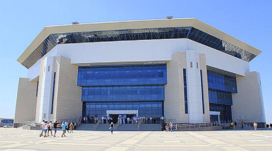 Баскет-холл, фото: www.artassist.ru © Фото Юга.ру