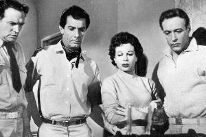 Кадр из фильма «Атака Крабов-Монстров», 1957 год, реж. Роджер Корман ©Фото с сайта kinopoisk.ru
