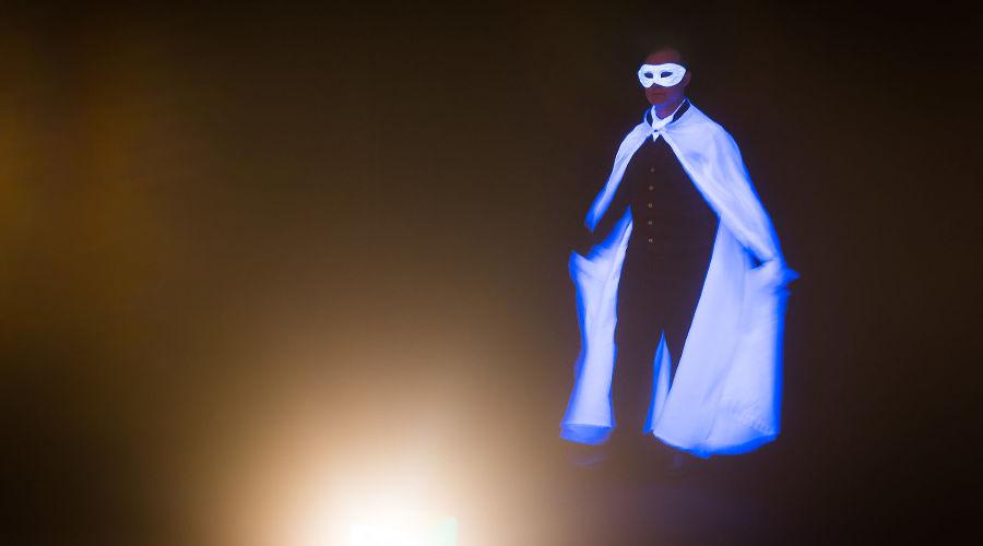 Иллюзионное шоу Сергея Янпольского © Фото Елены Синеок, Юга.ру