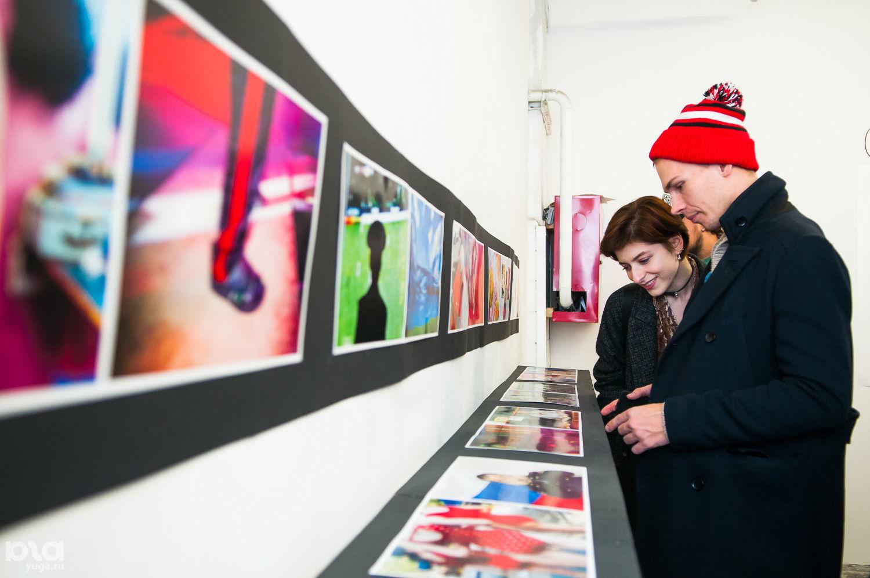 Фотовыставка «(Не)случайное» ©Фото Елены Синеок, Юга.ру