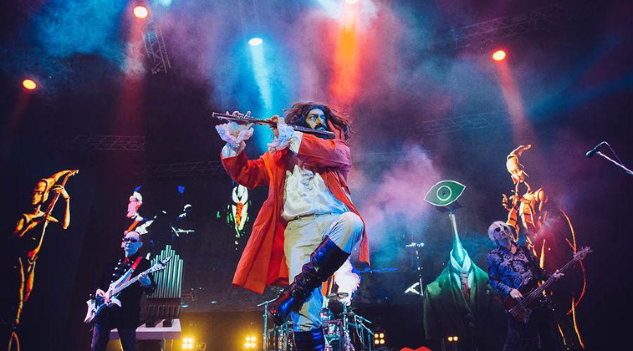 Концерт группы «Пикник» © Фото с сайта piknik.info
