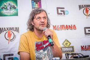Эмир Кустурица © Фото Евгения Резника