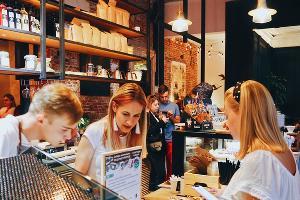 «Зацепи кофе» на Чапаева, 88 ©Фото предоставлено Алексеем Зацепилиным