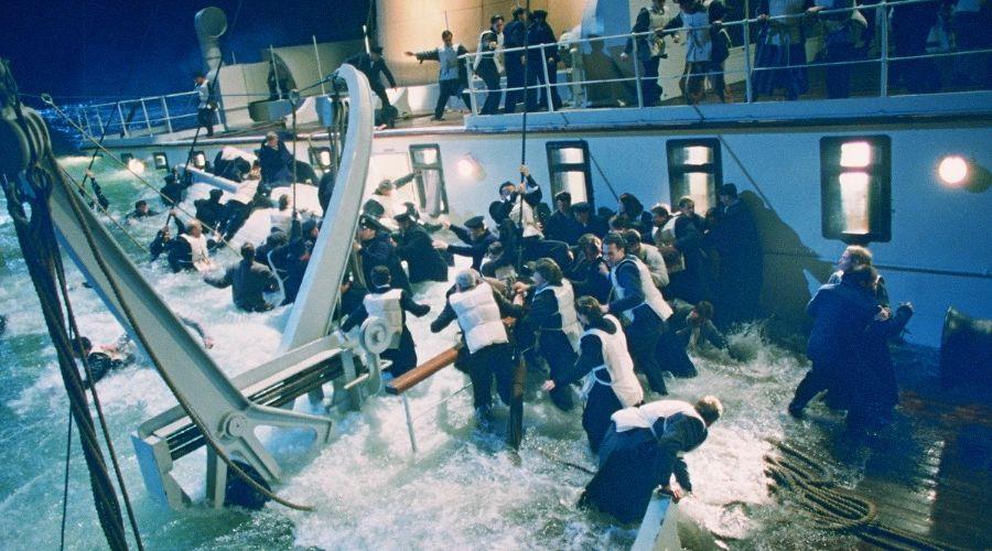 Кадр из фильма «Титаник» © Фото с сайта kinopoisk.ru
