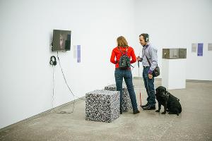 Открытие выставки «Искусство быть» в «Типографии» ©Фото Ольги Вирич