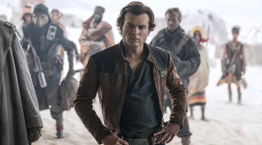 Кадр из фильма «Хан Соло: Звездные Войны. Истории» © Фото с сайта kinopoisk.ru