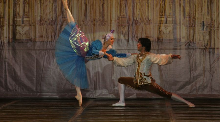 Волшебный сон принца © Фото Юга.ру