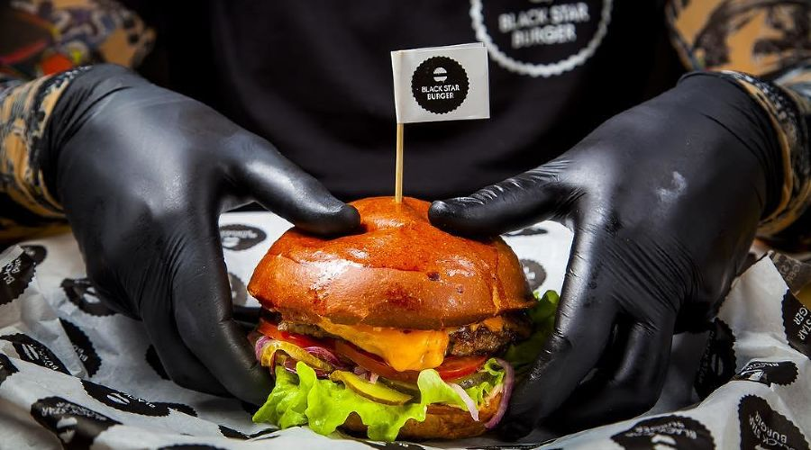 © Фото из группы Black Star Burger «ВКонтакте», vk.com/blackstarburger