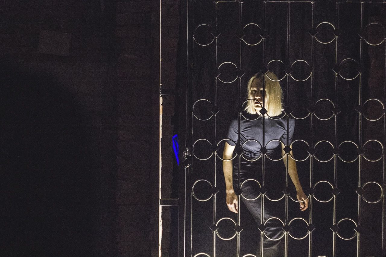 Спектакль «Жизнь мертвецов» ©Фото Анастасии Чалой