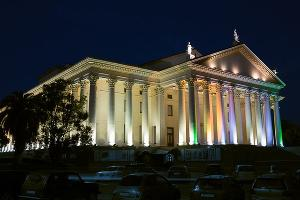 Зимний театр © Фото Юга.ру