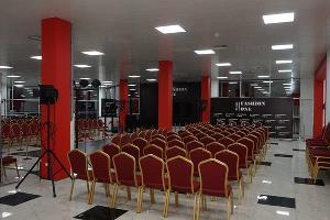 Дизайн-центр Fashion One © Фотография предоставлена заведением