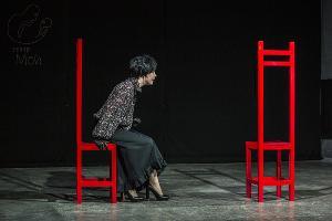 Спектакль «Маркиза де Сад» © Фото Оксаны Слободянюк и Татьяны Кульчицкой