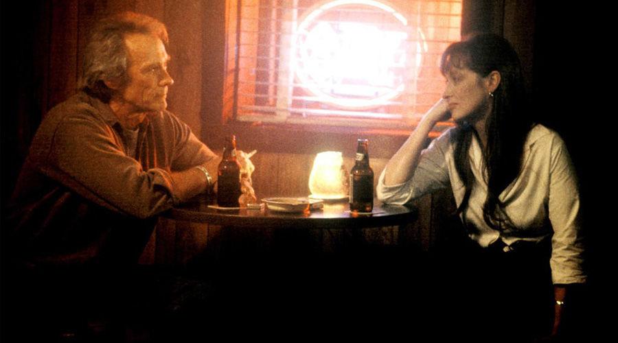 Кадр из фильма «Мосты округа Мэдисон»
