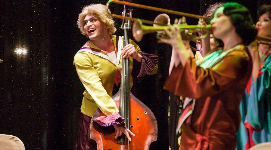 Спектакль «Джаз для настоящих леди» © Фото Татьяны Зубковой