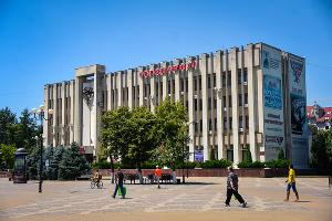 Центральный концертный зал Кубанского казачьего хора © Фото Елены Синеок, Юга.ру