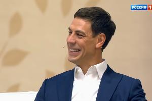 Дмитрий Дюжев © Скриншот видео с сайта youtube.com