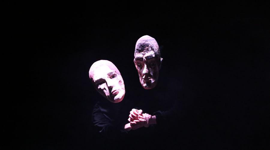 Спектакль «Другими глазами войны» © Фотография предоставлена пресс-службой КМТО «Премьера»