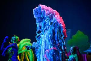 Музыкальный спектакль «Удивительная история Русалочки» ©Фото Елены Синеок, Юга.ру