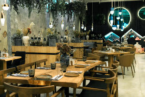 © Фото ресторана «Голый повар»