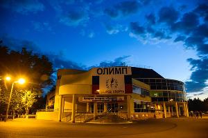 Дворец спорта «Олимп» © Фото Елены Синеок, Юга.ру
