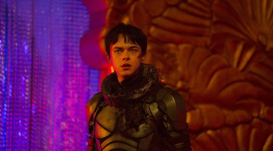 Кадр из фильма «Валериан и город тысячи планет» © Фото с сайта kinopoisk.ru