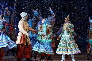 Спектакль «Ночь перед Рождеством» © Фото пресс-службы ТО «Премьера»