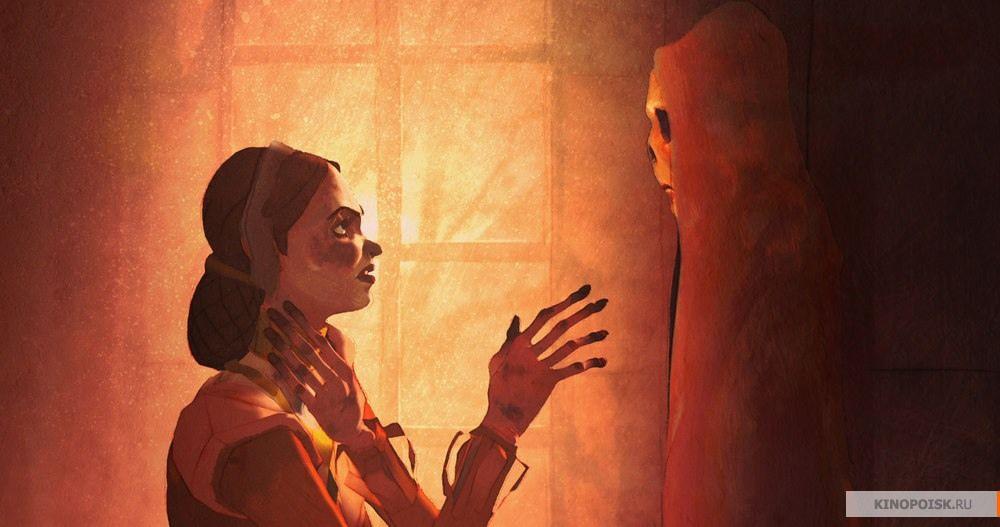 Кадр из мультфильма «Необычные сказки» ©Фото с сайта kinopoisk.ru