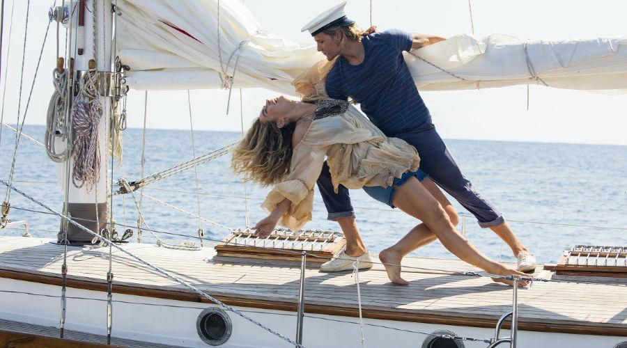 Кадр из фильма «Mamma Mia! 2» © Фото с сайта kinopoisk.ru