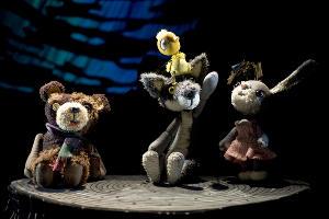 Спектакль «Птицы» © Фотография предоставлена пресс-службой Краевого театра кукол