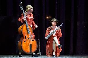 Мюзикл «Джаз для настоящих леди» © Фото Татьяны Зубковой
