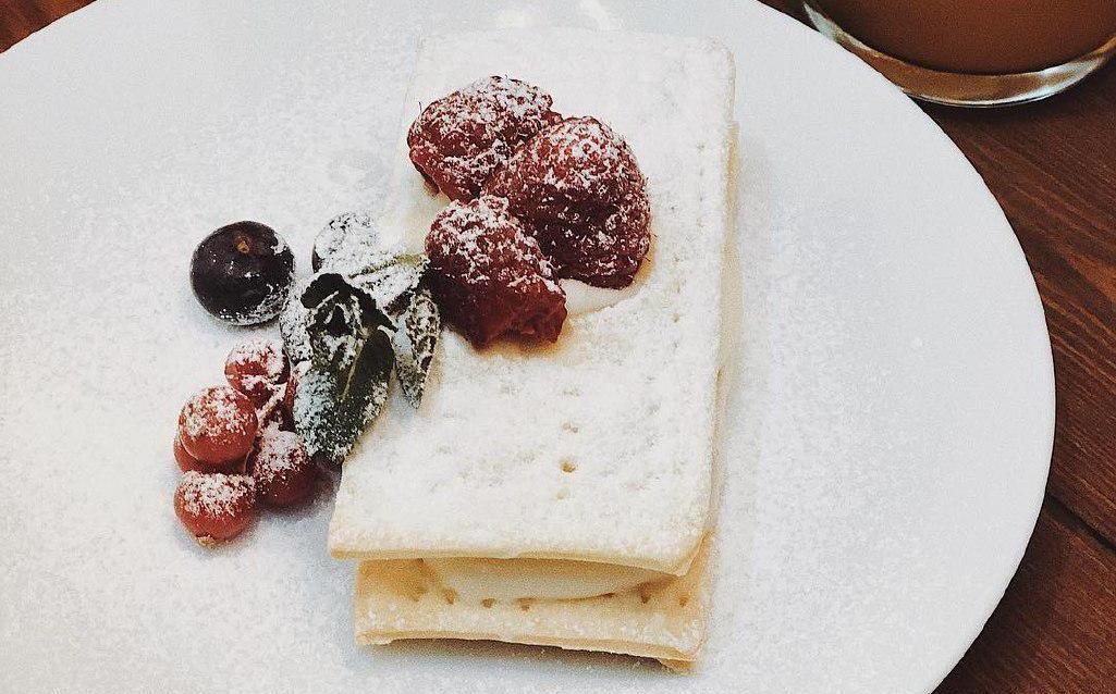 Милфей ©Фото со страницы салат-бара Crispy в инстаграме www.instagram.com/crispy_krd