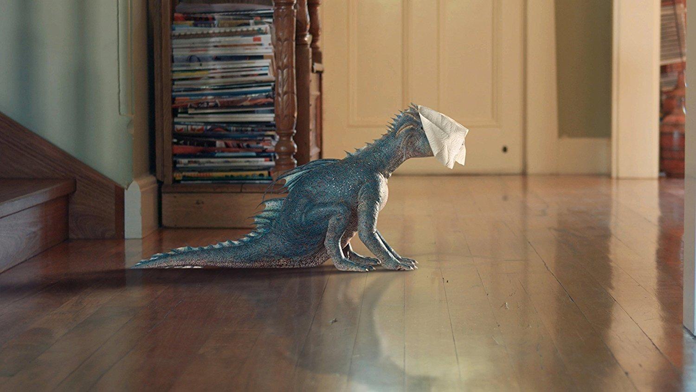 Кадр из фильма «Мой любимый динозавр»
