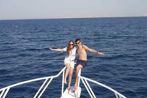 Екатерина и Ярослав Потаповы ©Фотография предоставлена Екатериной Потаповой