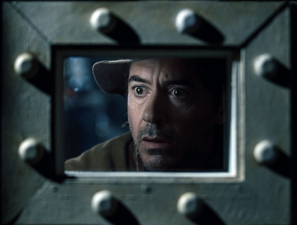Кадр из фильма «Шерлок Холмс: Игра теней»