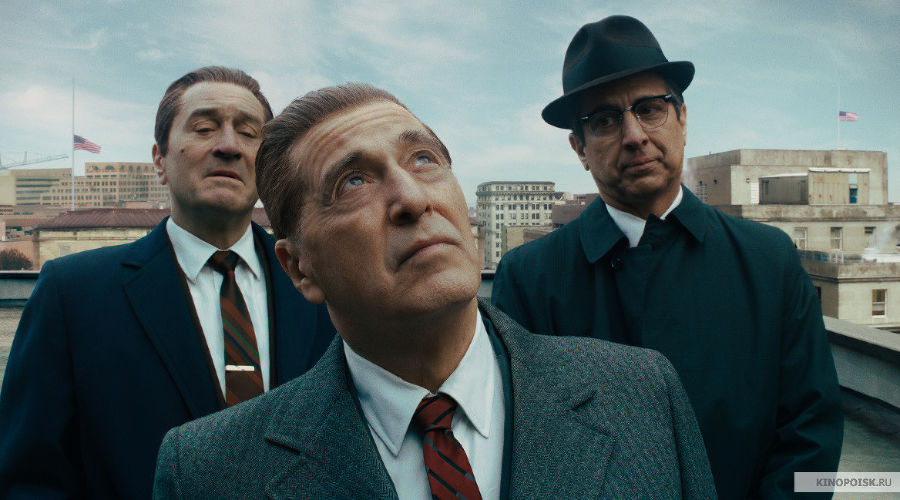 Кадр из фильма «Ирландец», реж. Мартин Скорсезе, 2019 год © Фото с сайта kinopoisk.ru