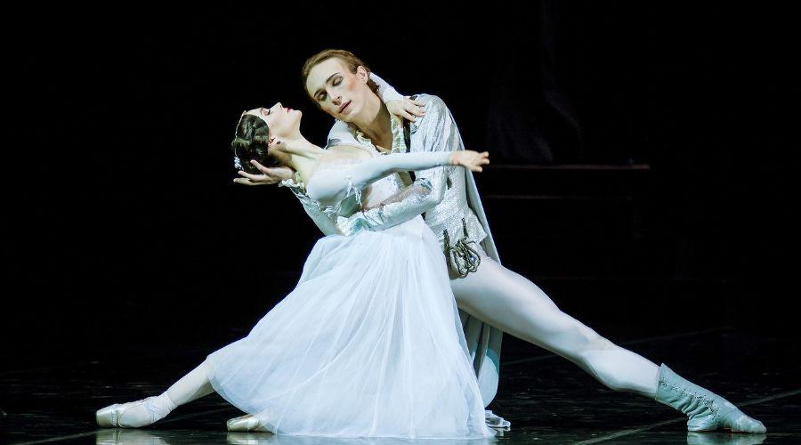 Балет «Ромео и Джульетта» © Фото Татьяны Зубковой
